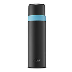 Vivo PS0073 Thermos Flask, 750 ml, Stainless Steel Thumbnail 1