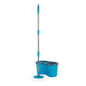 Beldray® LA043559TQUFEUB7 Antibac 360° Spin Dry Mop and 6 Litre Bucket
