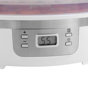 Progress® EK4426P Digital Food Dehydrator | 350 W | 7.5 L | Perfect for Healthy Dried Snacks | Digital LCD Display | 48 Hour Adjustable Timer Thumbnail 5