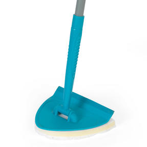 Beldray® LA079015EU7 Deep Clean All Round Cleaner with Interchangeable Heads and Squeegee Edge, Use Extended or Handheld
