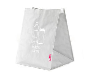 Kleeneze KL068132EU7 Set of 3 Recycling Bags for Cardboard/Paper, Metal/Plastic and Glass Thumbnail 3