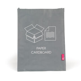 Kleeneze KL068132EU7 Set of 3 Recycling Bags for Cardboard/Paper, Metal/Plastic and Glass Thumbnail 6