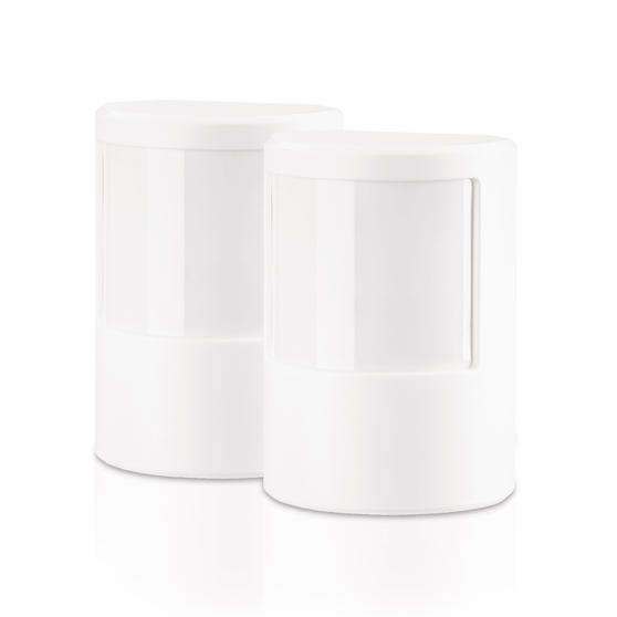 Honeywell HS3PIR2S Wireless Motion Sensor, Compatible with Honeywell Home Alarm System, Twin Pack