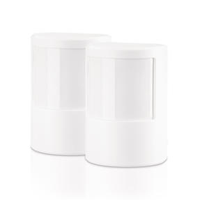 Honeywell HS3PIR2S Wireless Motion Sensor, Compatible with Honeywell Home Alarm System, Twin Pack Thumbnail 1