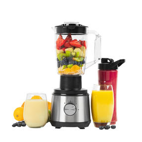 Salter EK4294 4 in 1 Juice and Blender, 400 W, 2 Speed Settings, Ideal for Tasty Smoothies, Juices, Fresh Coffee and Spice Blends Thumbnail 3