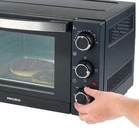 Progress® EK4359P 15 Litre Toaster Oven | Compact Design | Variable Temperature Control | 60-Minute Timer | Automatic Safety Shut-Off Thumbnail 5