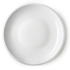 Kahla P506188 Dinner Plates, Set of 2, 26 cm, Dishwasher and Microwave Safe, Stackable Design for Easy Storage, Ideal for Meals, Snacks, Fruit Thumbnail 2