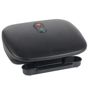 Progress® EK4366PMG Smartstone Health Grill, 1000W, Non-Stick Cooking Surface, Cook With Little To No Oil, Removable Drip Tray, 4 Portion Grill, Automatic Temperature Control, Perfect For Meat, Vegetables & Sandwiches