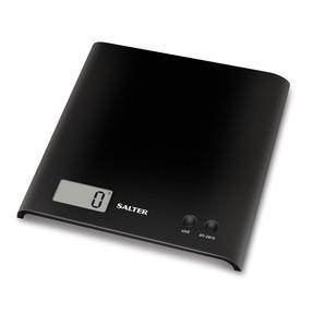 Salter ARC Digital Kitchen Scales - Black