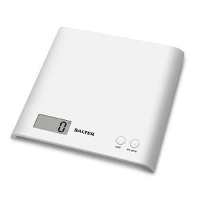 Salter ARC Digital Kitchen Scales - White