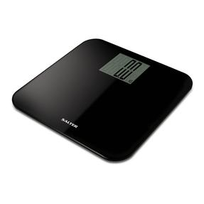 Salter Max Electronic Bathroom Scales - Black