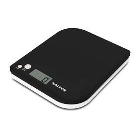 Salter Leaf Digital Kitchen Scale - Black