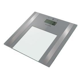Salter Ultra Slim Glass Analyser Scale - Silver