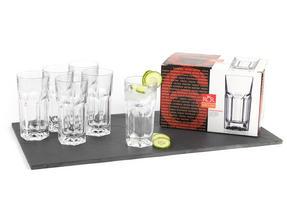 Crystal Provena Long Drink Glass Thumbnail 2