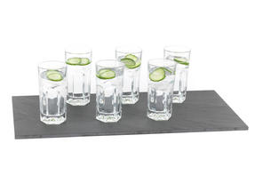 Crystal Provena Long Drink Glass Thumbnail 3