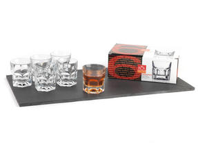 Provenza 18.5CL Quality Crystal Whisky Glasses - Set of 6 Thumbnail 2