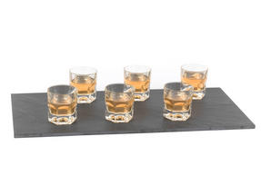 Provenza 18.5CL Quality Crystal Whisky Glasses - Set of 6 Thumbnail 3