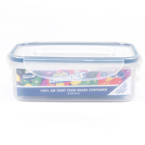 Handy Container - 100% Air Tight Food Grade Container