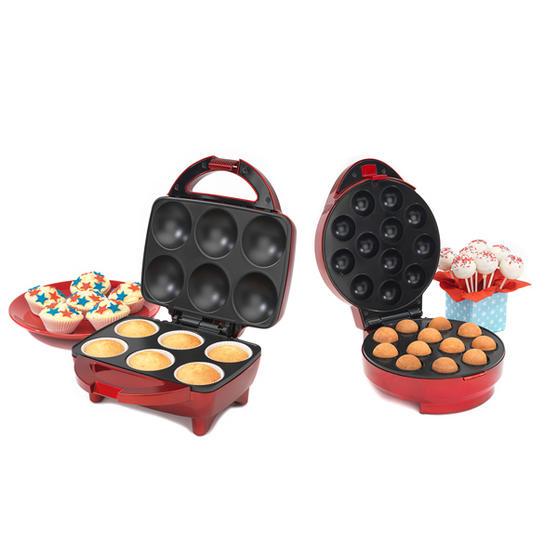 American Originals Party Pack 8 - Cupcake & Cake Pop Machines