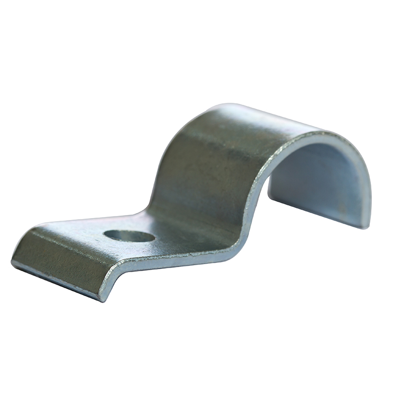Details about 15 5mm x 1 Mild Steel + Zinc Plated CR3 Finish Half Saddle  Clamp Heavy 100 Pack
