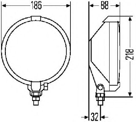 Hella Spotlight Relay Wiring Diagram