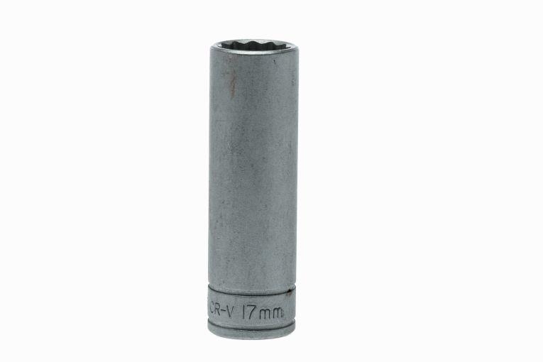 "Teng Tools M120528-C1//2/"" Drive Regular 12pt Metric 28mm Socket"