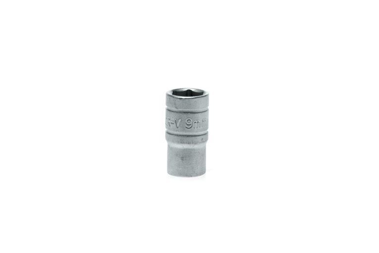 Teng M140513c 6pt Regular Socket 13mm 1//4 Square Drive