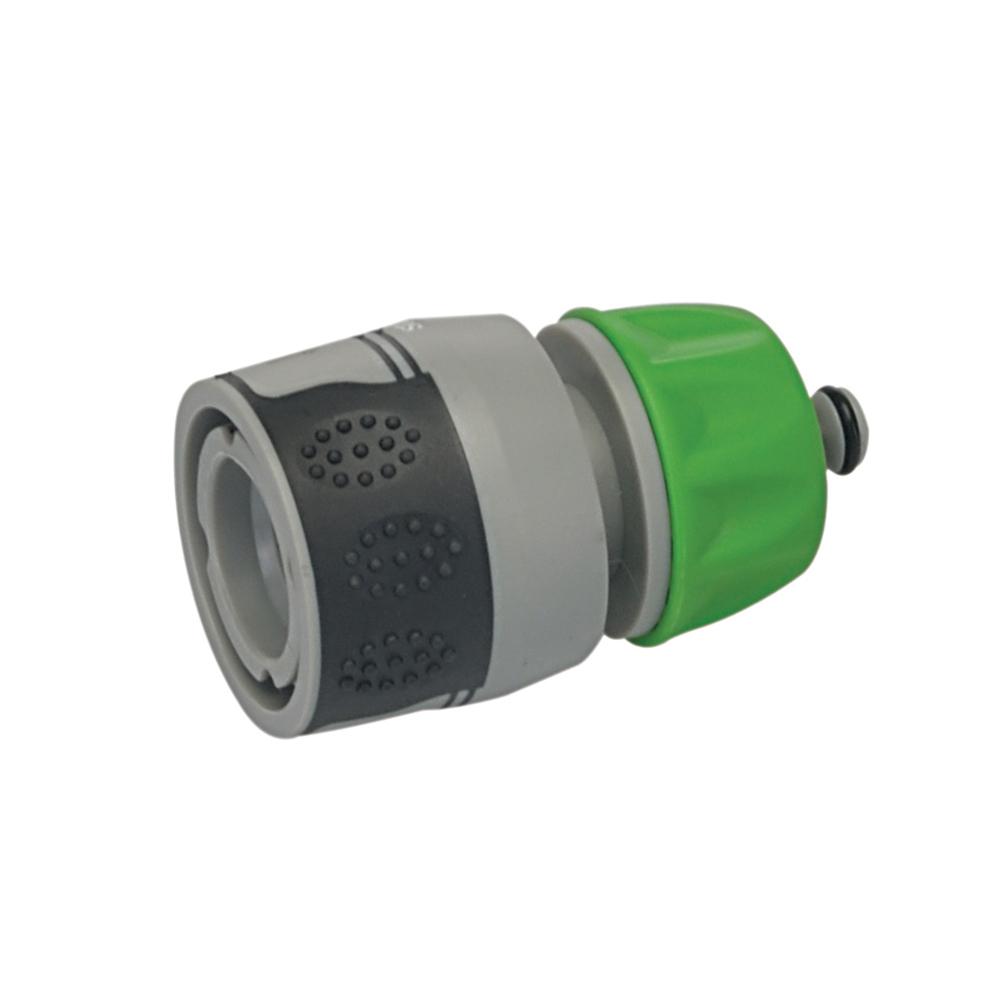 """Soft-Grip Tuyau Connecteur Rapide 1//2/"""" Femelle-Silverline 864167"""