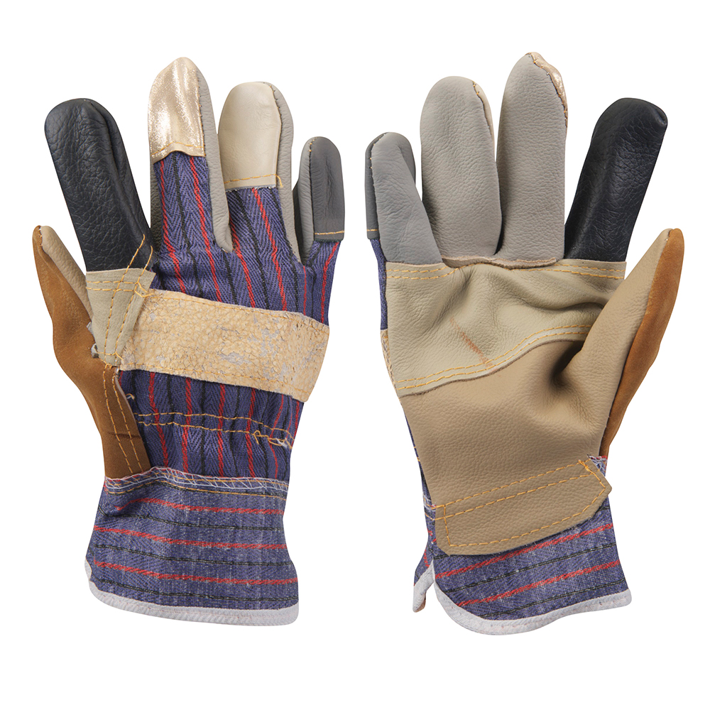 Silverline Furniture Rigger Gloves One Size DIY Safety and Workwear Tool
