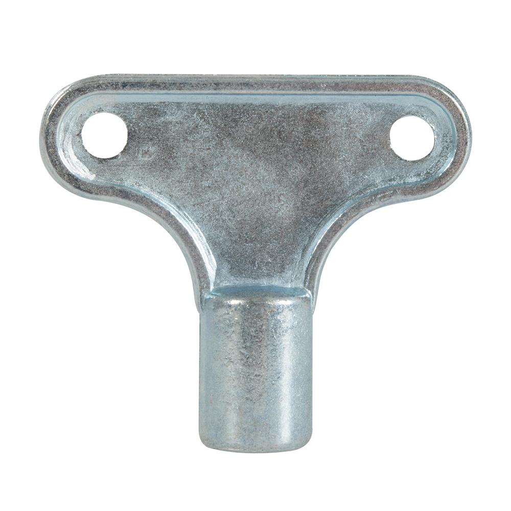SilverLine 671754 radiateur purge et ventilation clé 4pk
