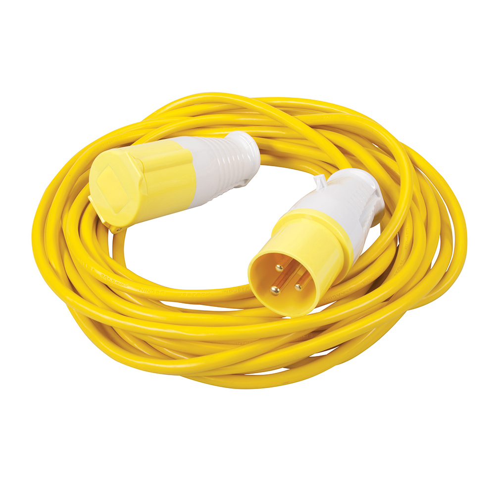 PowerMaster 341158 Switched Extension Lead 4-Gang 2m