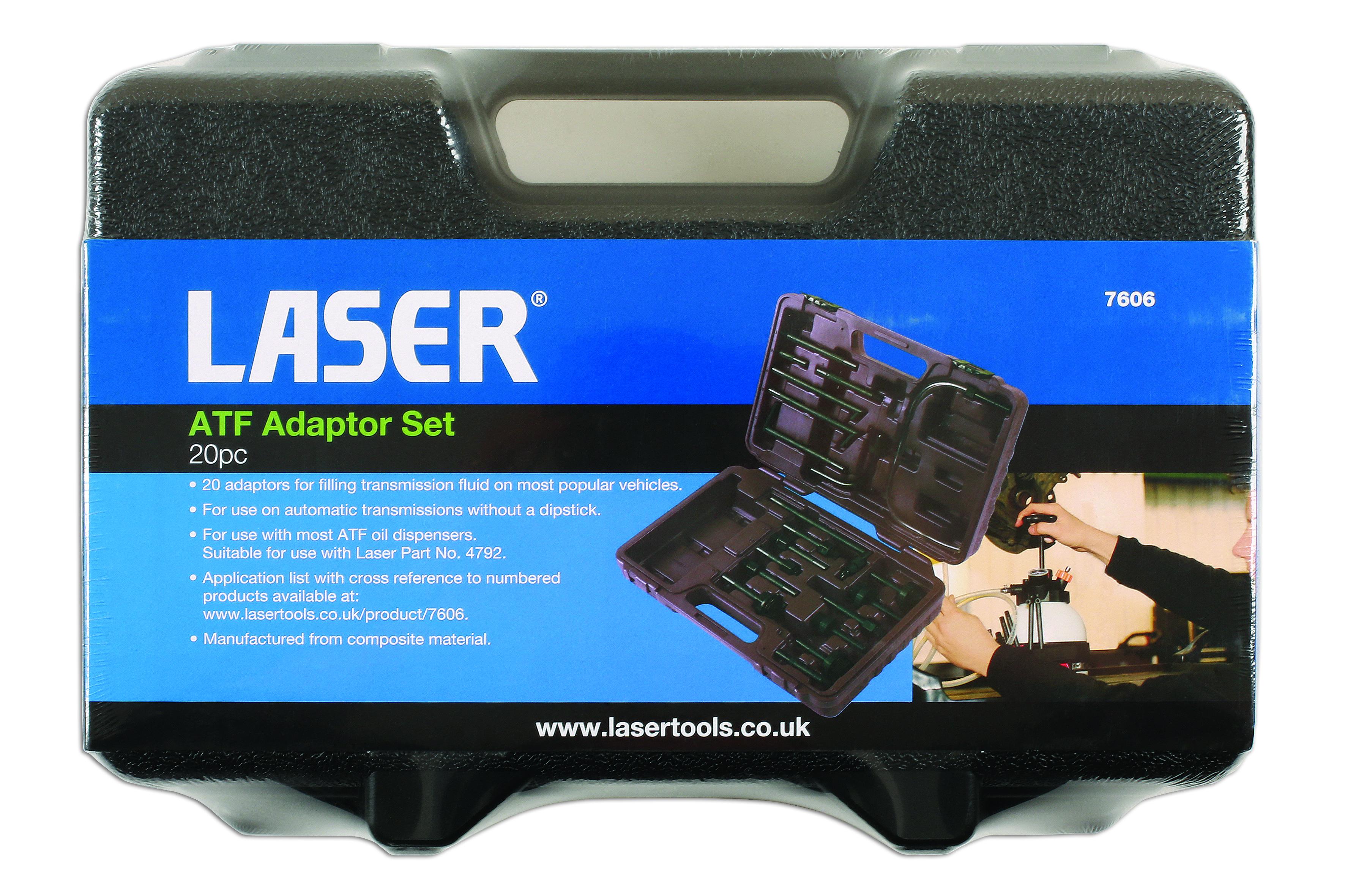 Laser Tools 4792 Oil ATF Dispenser 7L