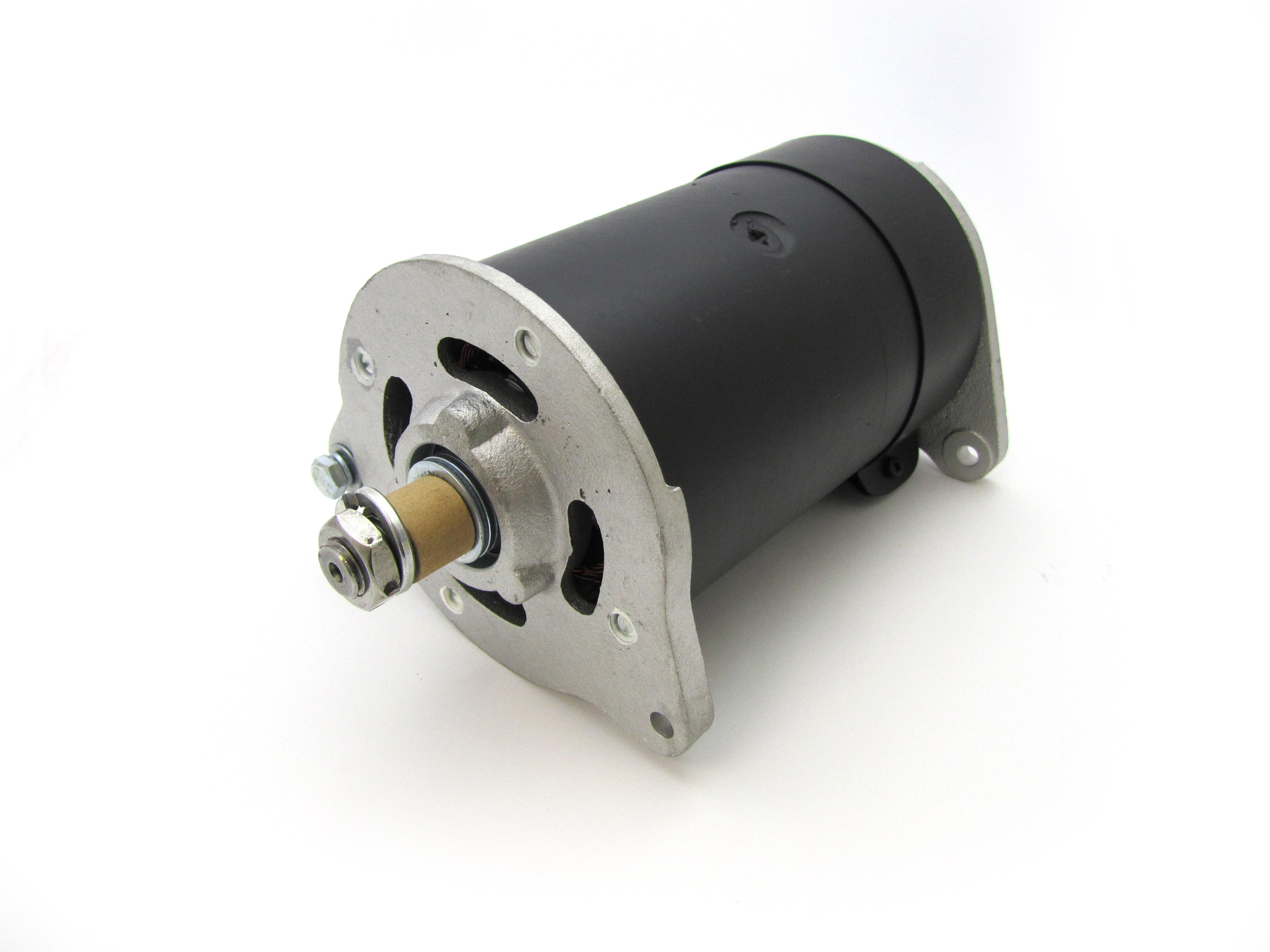 Powerlite Klassisch Lichtmaschine Lucas C40 PCD00501 Kopie C40
