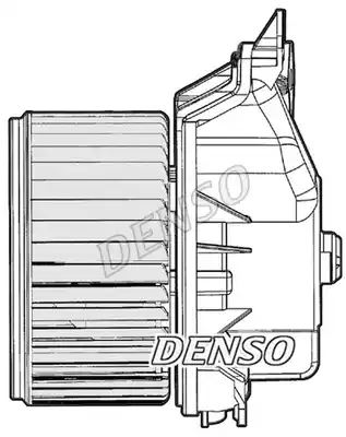 Dea09063 denso Cabina soplador de ventilador