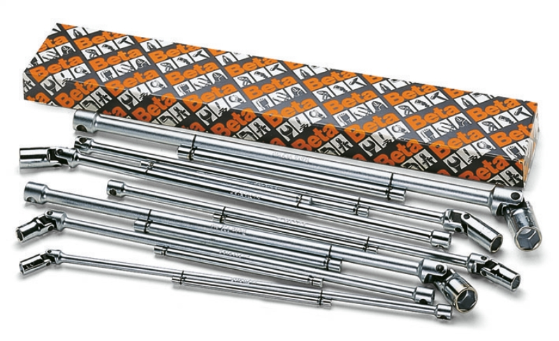 Beta Tools 950-T-Handle Hexagon Socket Wrench 10mm 230 mm