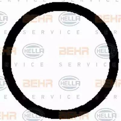 aire acondicionado BEHR HELLA SERVICE 8FK 351 126-231 *** PREMIUM LINE *** Compresor