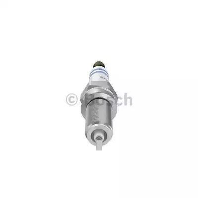 YR7NE SUPER Spark Plug 4 Pack Genuine OE BOSCH 0242135527