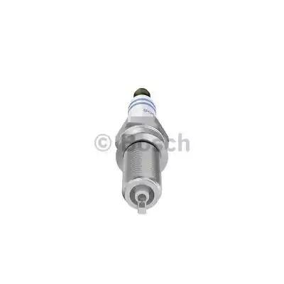 4 x Bosch originale per candele doppio platino 0242140512