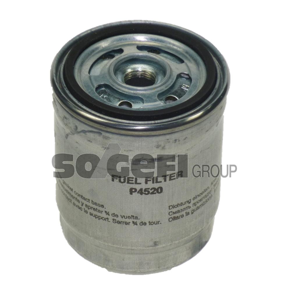 Sentinel Fram P4520 Car Fuel Petrol Filter - Replaces 24.350.00 KC44 WK821  33124 FP4980
