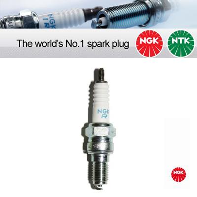NGK ER10EH 2862 Standard Bougie//Bougie pack de 4