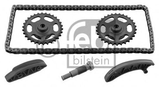 Febi Bilstein 36593 kit de cadena de distribuci/ón