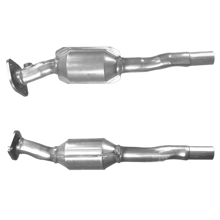2yr Warranty BM91379H Exhaust Approved Petrol Catalytic Converter Fitting Kit