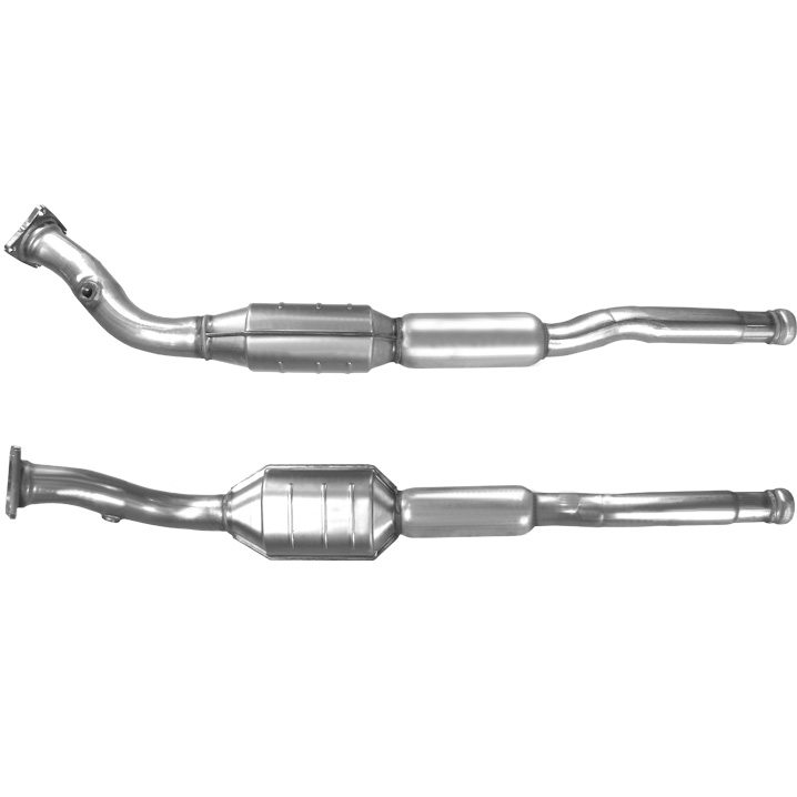 1x KLARIUS OE Quality Replacement Exhaust Pipe Exhaust For VW Petrol