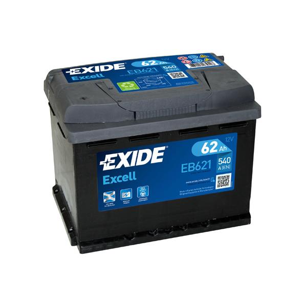 77Ah Exide Premium Car Battery Type 096 760CCA 4 Years Warranty OEM Replacement
