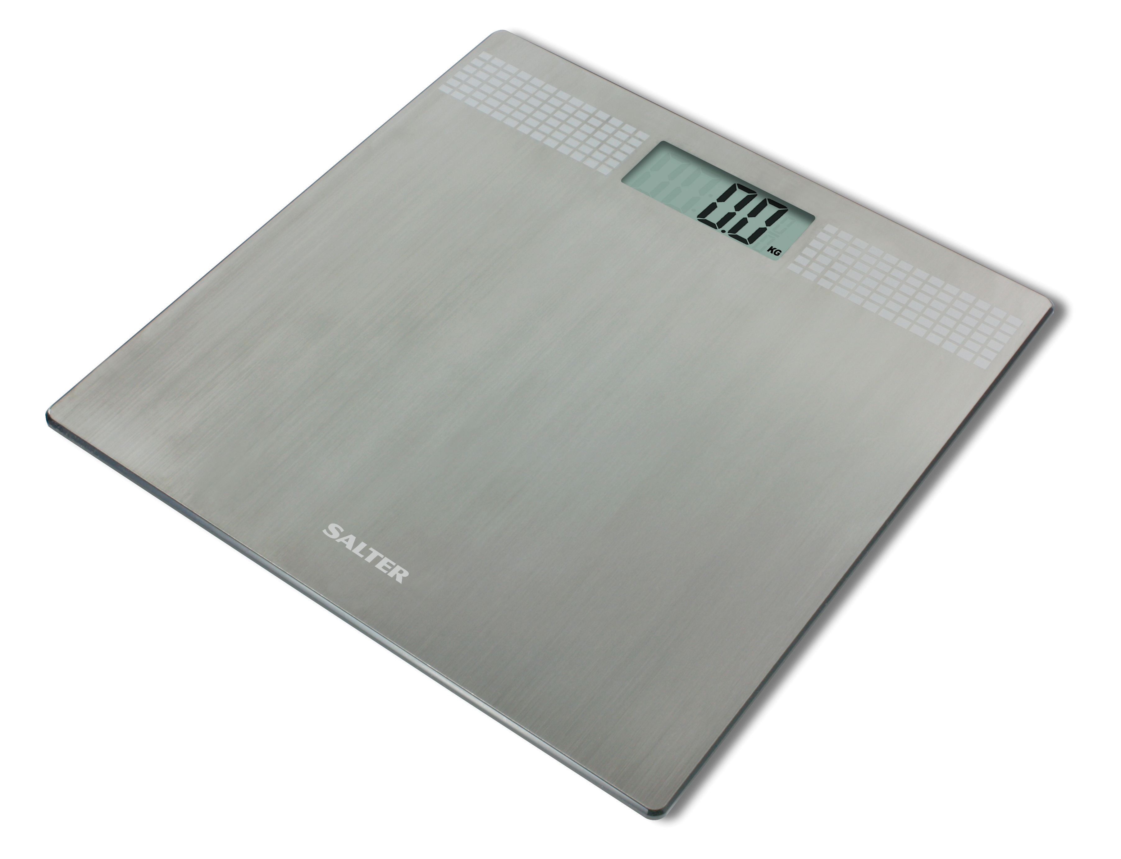 Salter Ultra Slim Digital Bathroom Scale Electronic