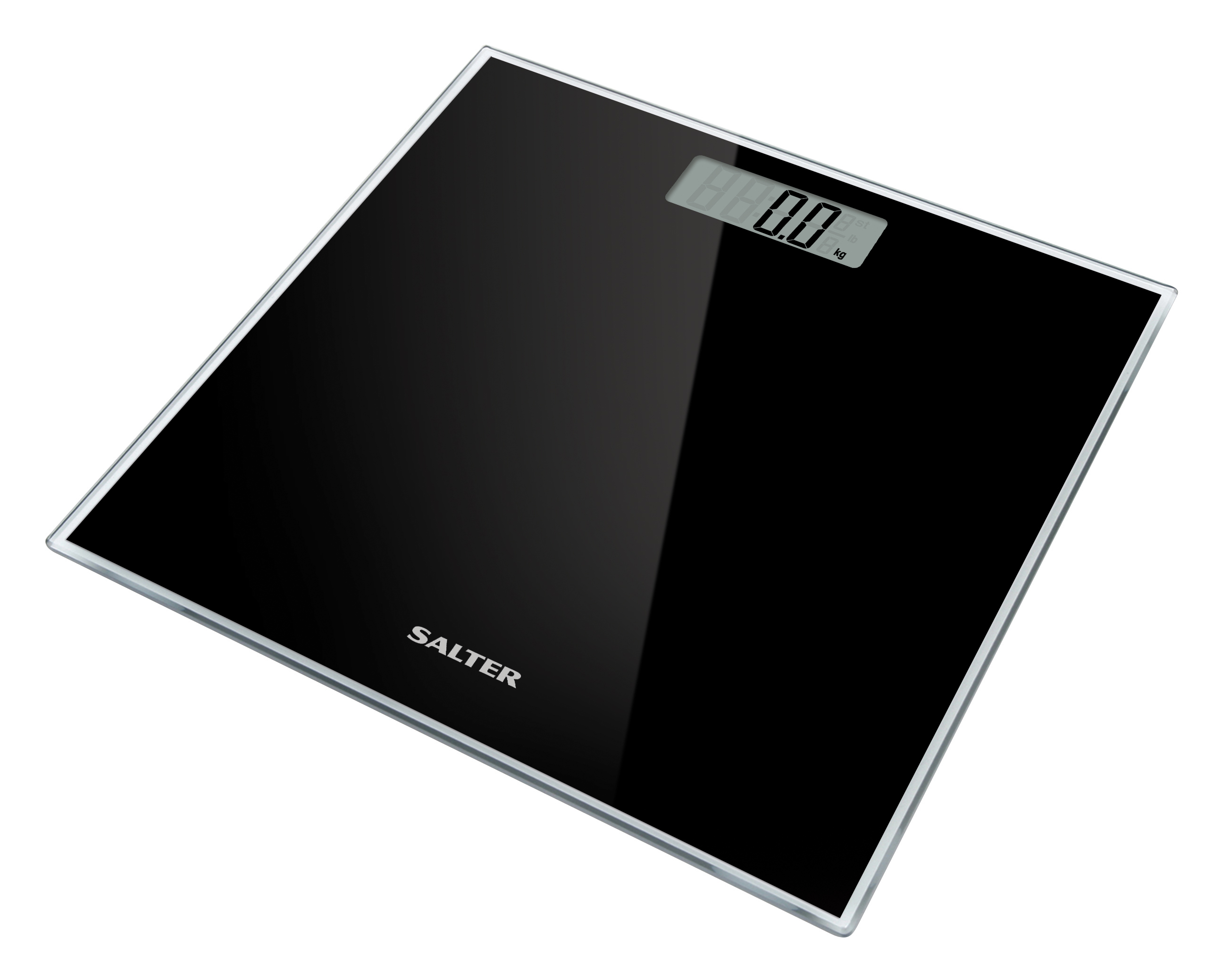 Salter Digital Bathroom Scale Toughened Gl Electronic Weight 180kg