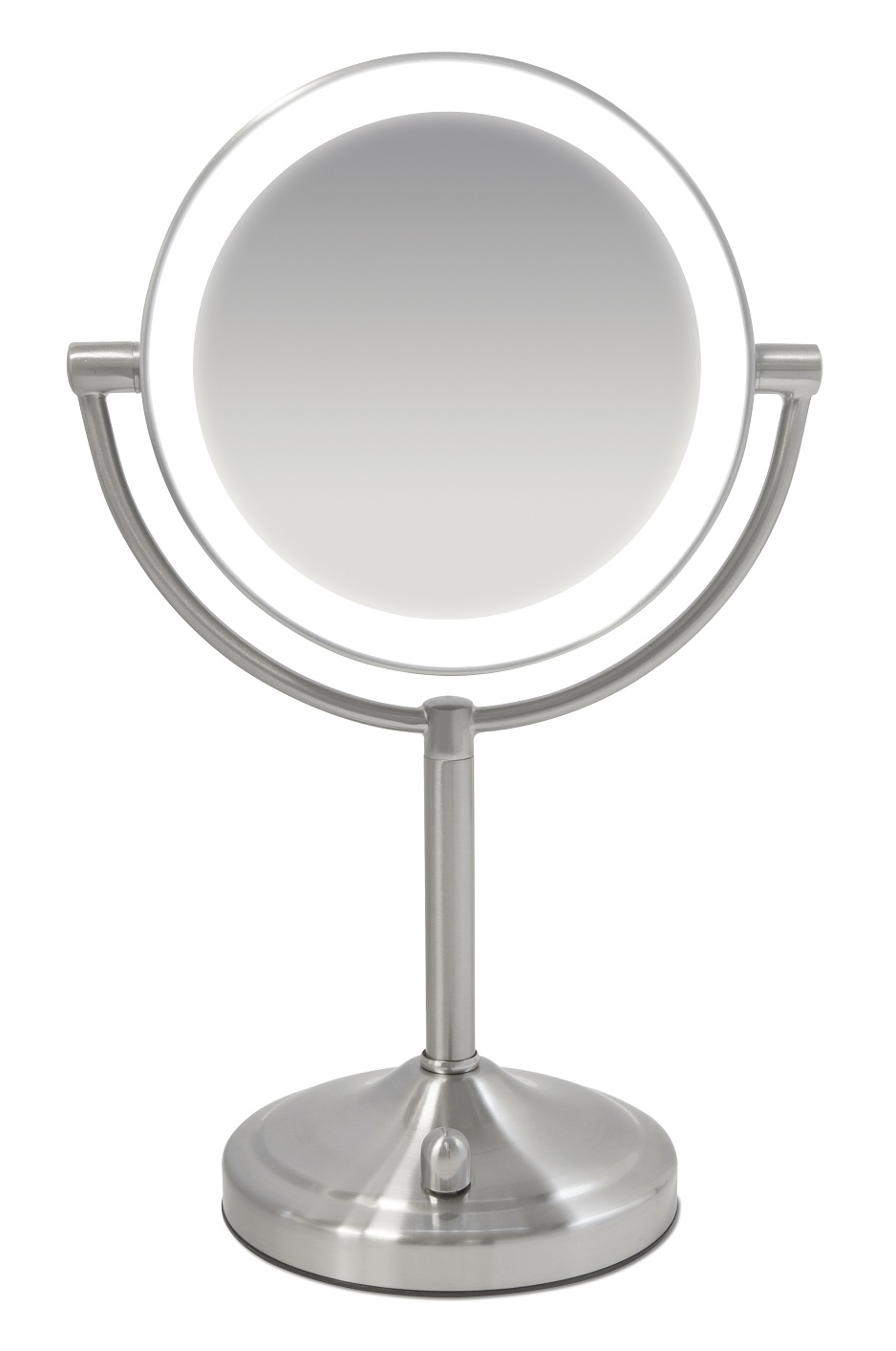 Homedics Spa Double Sided Beauty Make Up Mirror Inc