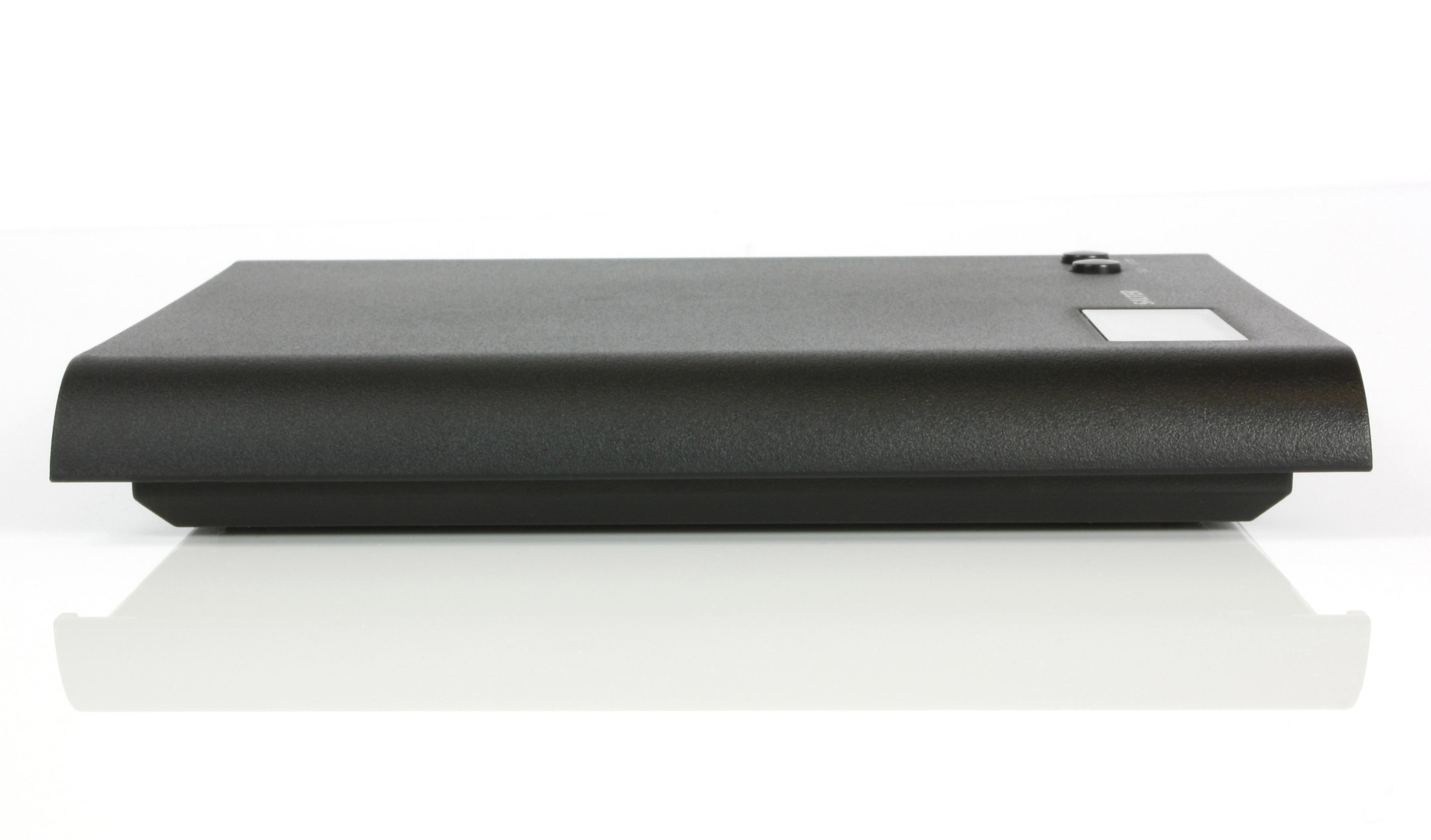 Salter Arc Electronic Digital Kitchen Scales - Black - 1066 BKDR15 ...