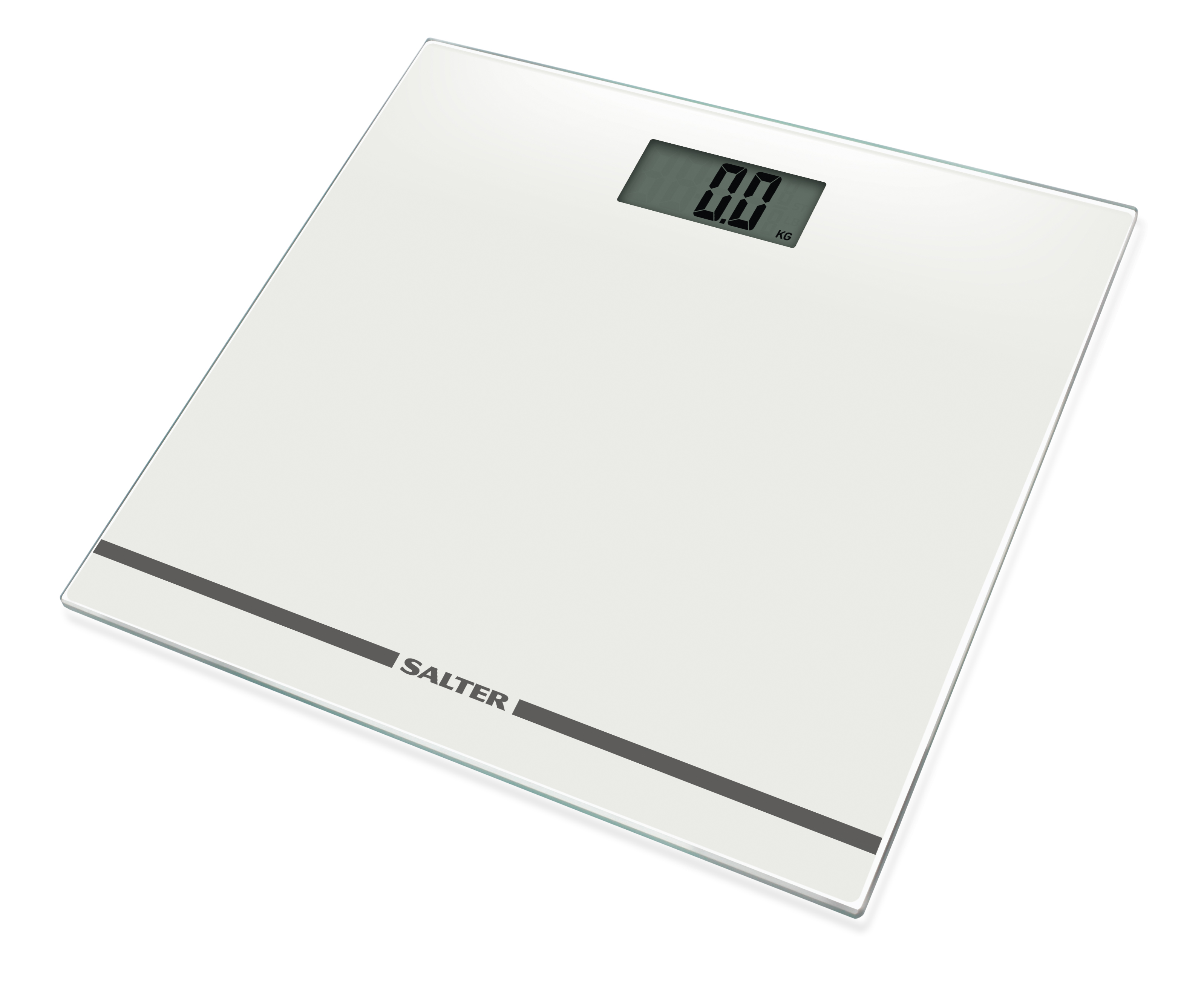 Salter Large Display Digital Bathroom Scales Easy Read Electronic Scale
