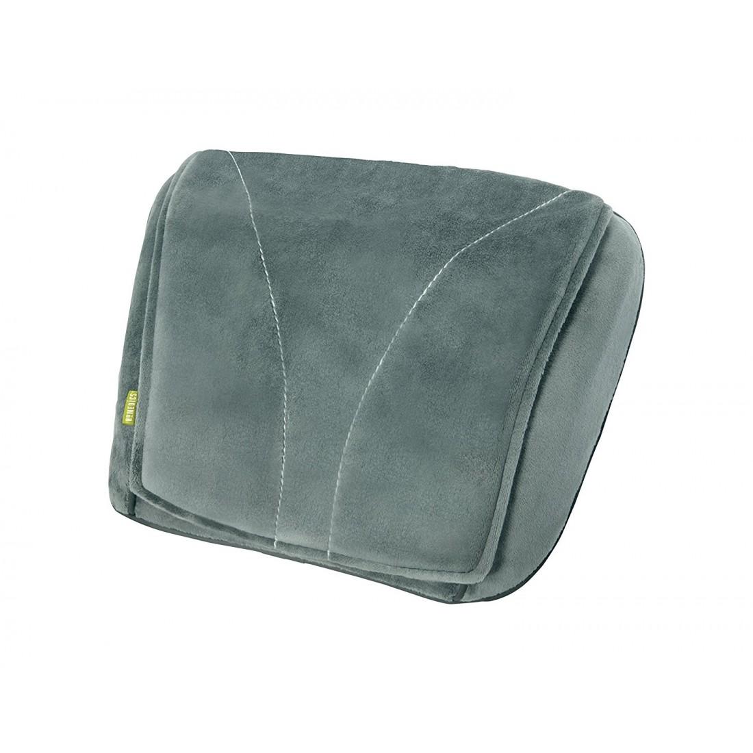 homedics shiatsu massage pillow back neck shoulders legs. Black Bedroom Furniture Sets. Home Design Ideas